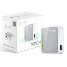 Router Wireless Portátil 3G/4G Tp-Link