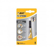 Pegamento Superrápido BIC FIX Strong 3gr.
