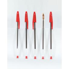 BIC Rojo (5 Unidades)