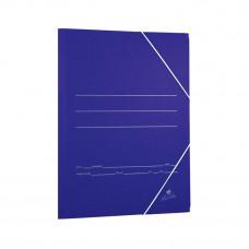 Carpeta Cartón Azul 1/2 Folio