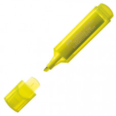 Marcador Faber-Castell SuperFlorescente Amarillo