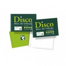 Bloc de Dibujo Disco